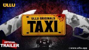 Taxi Web Series