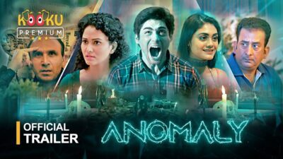 Anomaly Web Series