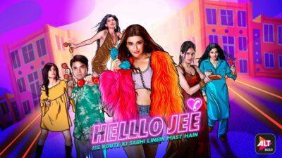 Helllo Jee Web Series