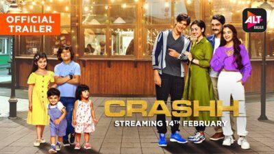 Crashh Web Series free episodes
