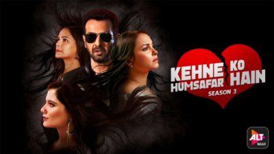 Kehne Ko Humsafar Hain S3