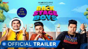 Backstage Boys Web Series