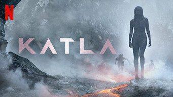 Katla Netflix Series