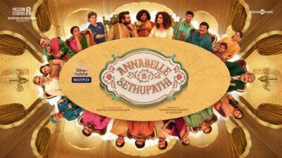 Annabelle Sethupathi Telegu Film