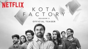 Kota Factory 2 Web Series