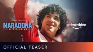 Maradona Web Series