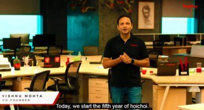 hoichoi season 5 - Vishnu Mohta