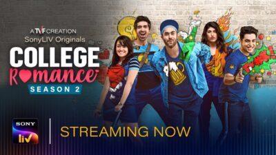 College Romance 2 Web Series